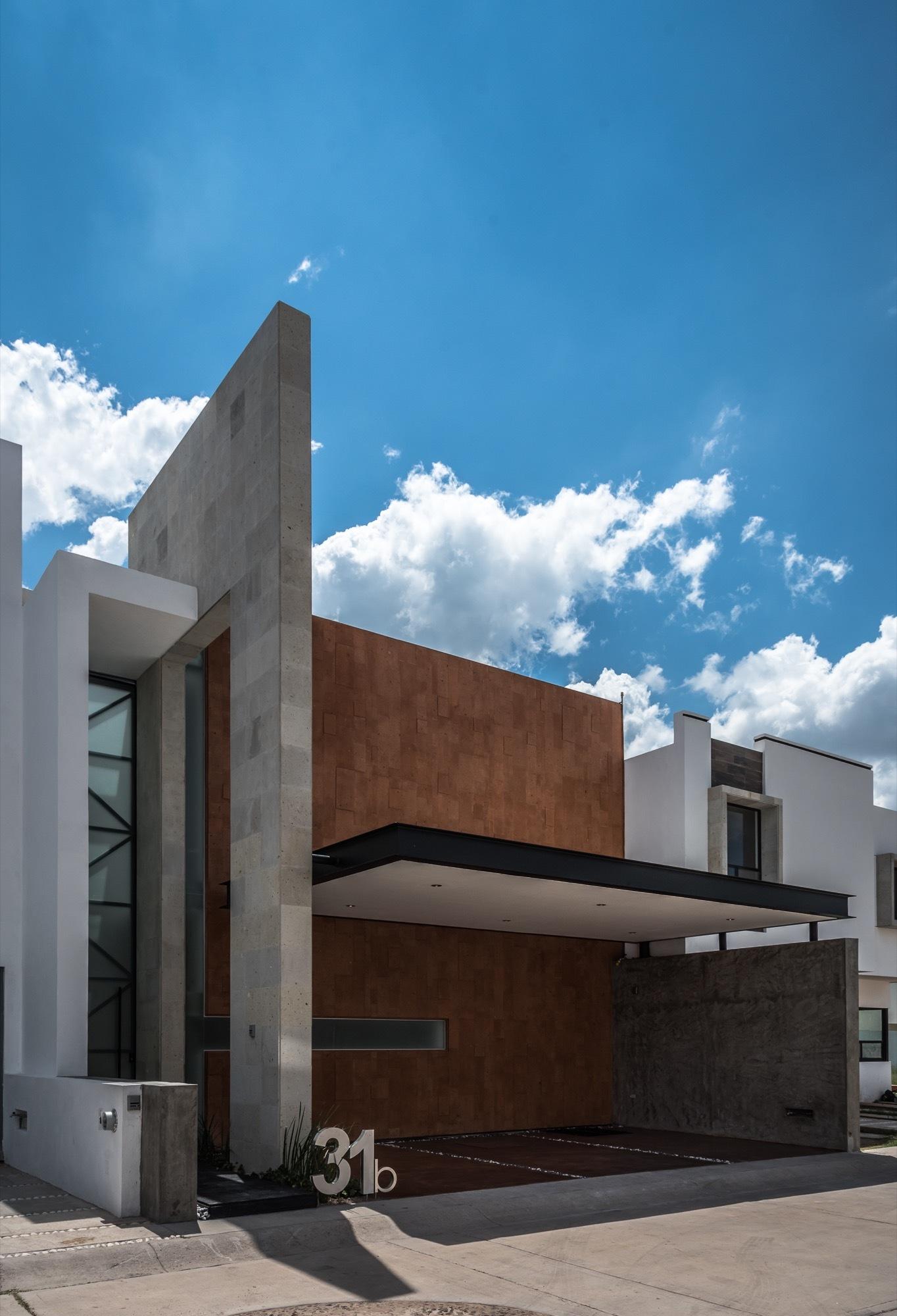 Casa contadero canocanela arquitectura plataforma for Casa de arquitecto moderno
