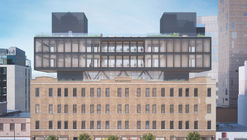 Morris Adjmi to Transform High Line-Adjacent Warehouse Into Office Building in New York