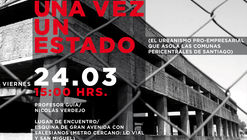 Atraviesos Urbanos, recorridos temáticos por Santiago