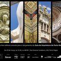 Lançamento do Guia de Arquitetura de Porto Alegre  convite