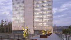 Edificio Corporativo Claro Chile / +arquitectos