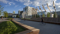 C-Square Plaza / The Marc Boutin Architectural Collaborative