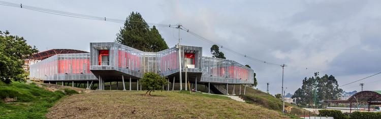 Parque Educativo de Marinilla / El Equipo de Mazzanti. Imagem © Rodrigo Dávila