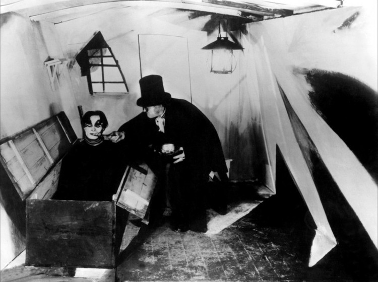 The Cabinet of Dr. Caligari. Directed by: Robert Wiene. Distributor: Continental Home Video, 1920. 1 DVD (118 min). Image: drmvm1 via Visualhunt.com / CC BY-ND