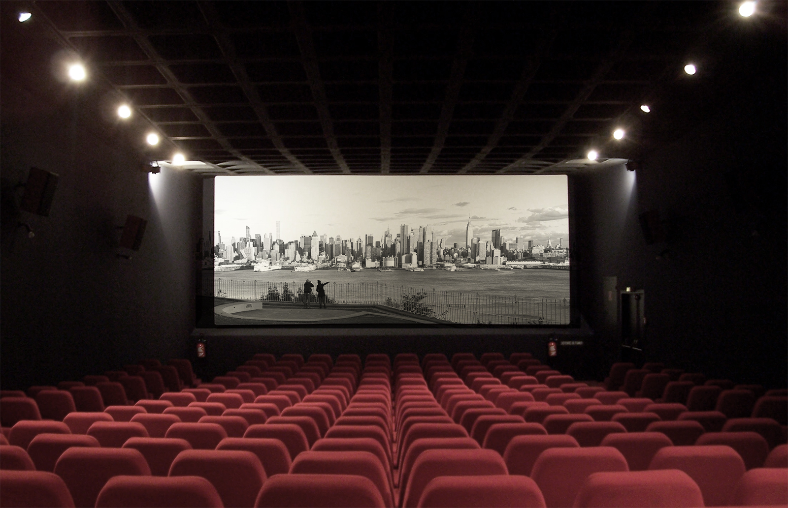 how architecture speaks through cinema archdaily. Black Bedroom Furniture Sets. Home Design Ideas
