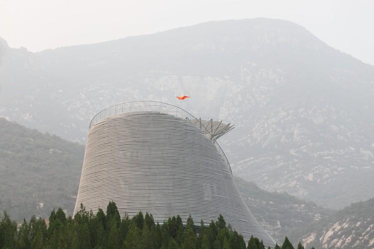 Teatro de los Monjes Voladores Shaolin / Mailitis Architects, © Ansis Starks