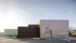 Vendsyssel Theatre / schmidt hammer lassen architects