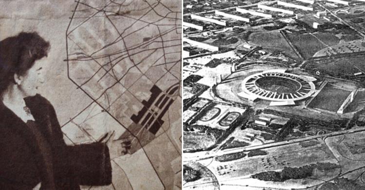 Itala Fulvia Villa: una influencia en el urbanismo argentino, Cortesía de Un Día | Una Arquitecta