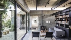 Casa desnuda / Jacobs-Yaniv Architects