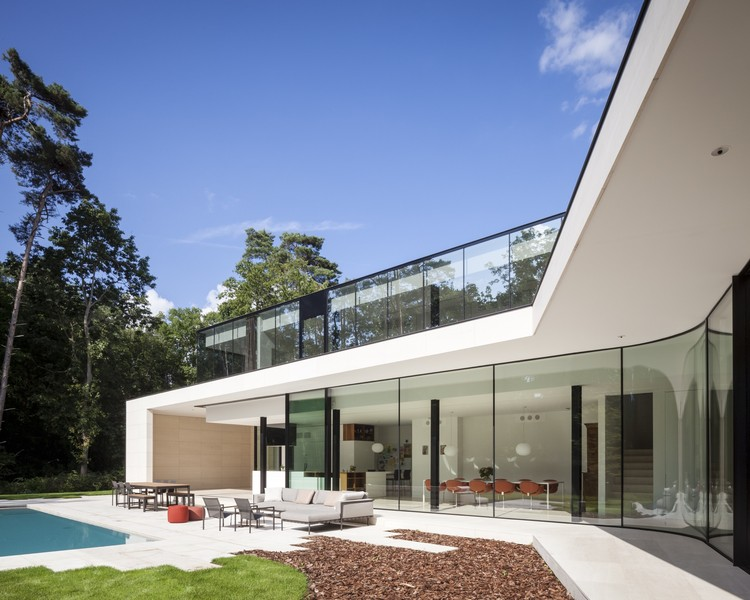 House Z-M / Dhoore Vanweert Architecten, © Tim Van de Velde