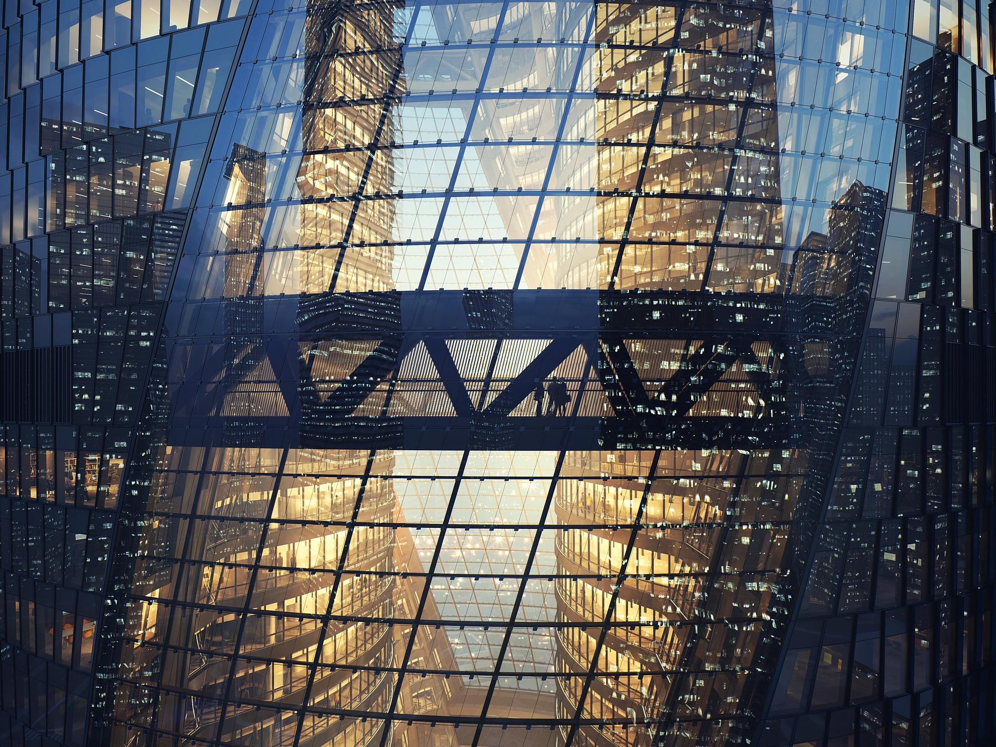 Fluid Luminosity The Architectural Lighting Of Zaha Hadid