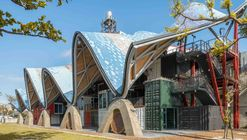 Galería aborigen Taitung / Bio-architecture Formosana