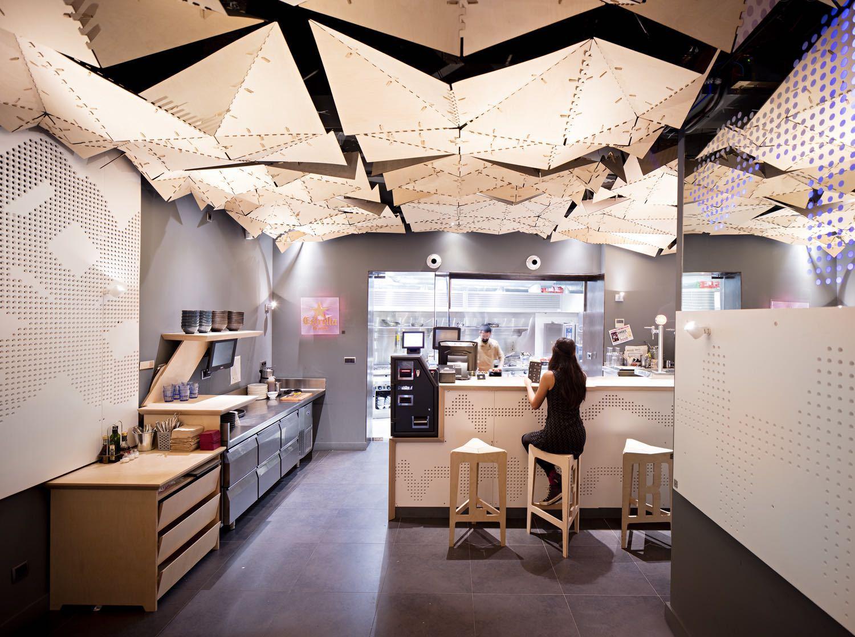 Leka Open Source Restaurant Iaac Fab Lab Barcelona