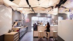 LEKA Open Source Restaurant / IAAC FAB Lab Barcelona