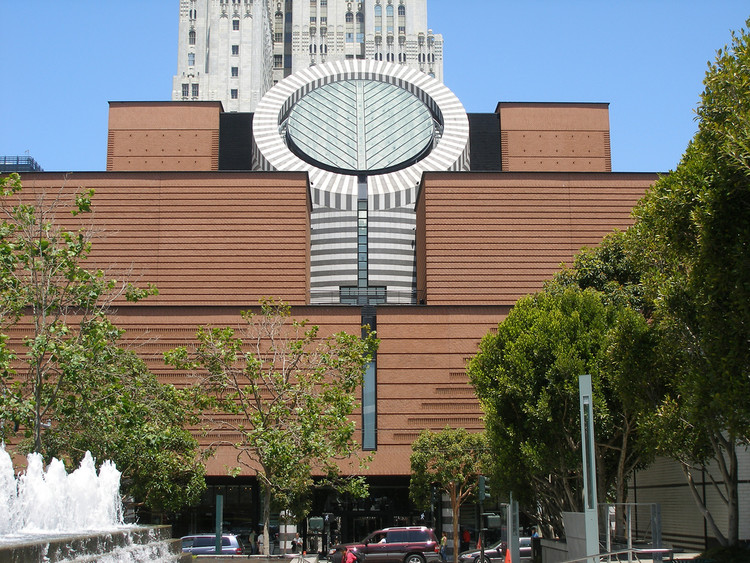 SFMOMA, San Francisco. Image © <a href='https://www.flickr.com/photos/benchan/164924830/'>Flickr user benchan</a> licensed under <a href='https://creativecommons.org/licenses/by-sa/2.0/'>CC BY-SA 2.0</a>
