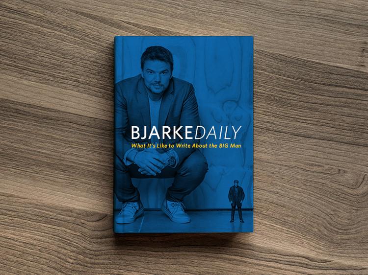 Announcing First Comprehensive Biography of Bjarke Ingels