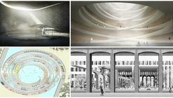Korean Demilitarized Zone Underground Bathhouse Competition Winners Announced