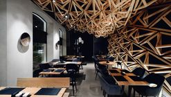 KIDO Sushi Bar / DA architects