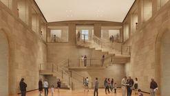 Frank Gehry inicia remodelación del Museo de Artes de Filadelfia