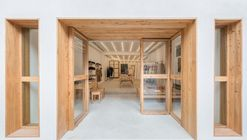 klee klee Brand-Launching Store / AIM Architecture