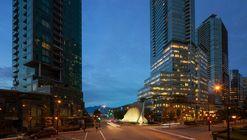 El Pabellón Serpentine Gallery de BIG será reubicado en su hogar permanente en Vancouver