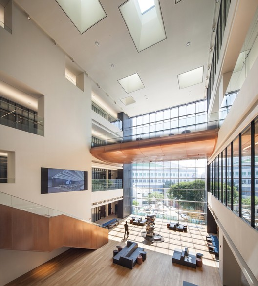 Samsung Finance Campus / AI ARCHITECTS, © Joonhwan Yoon