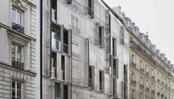 Haussmann Stories / Chartier-Corbasson architects