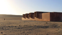 Site Museum of Paracas Culture / Barclay & Crousse