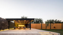 Terraza Destilería / 1540 Arquitectura