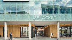 Isblocket (The Ice Block) / FOJAB arkitekter