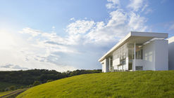 Residencia Oxfordshire / Richard Meier & Partners