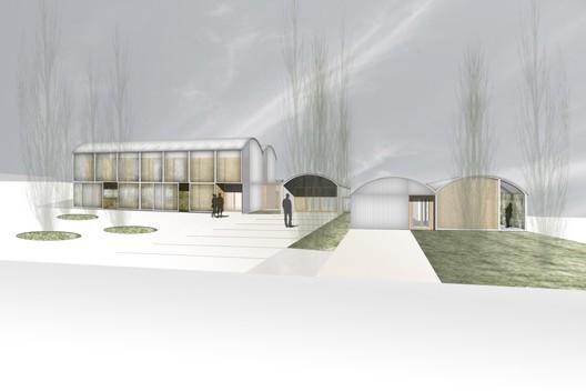 Cortesía de  Comas-Pont arquitectos