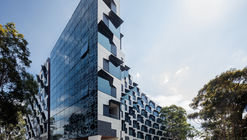 Monash University Logan Hall / McBride Charles Ryan