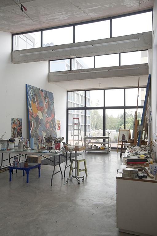 Casa estudio invernadero bbl arquitectos plataforma for Casa estudio arquitectura