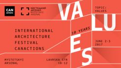 10th International Architecture Festival CANactions