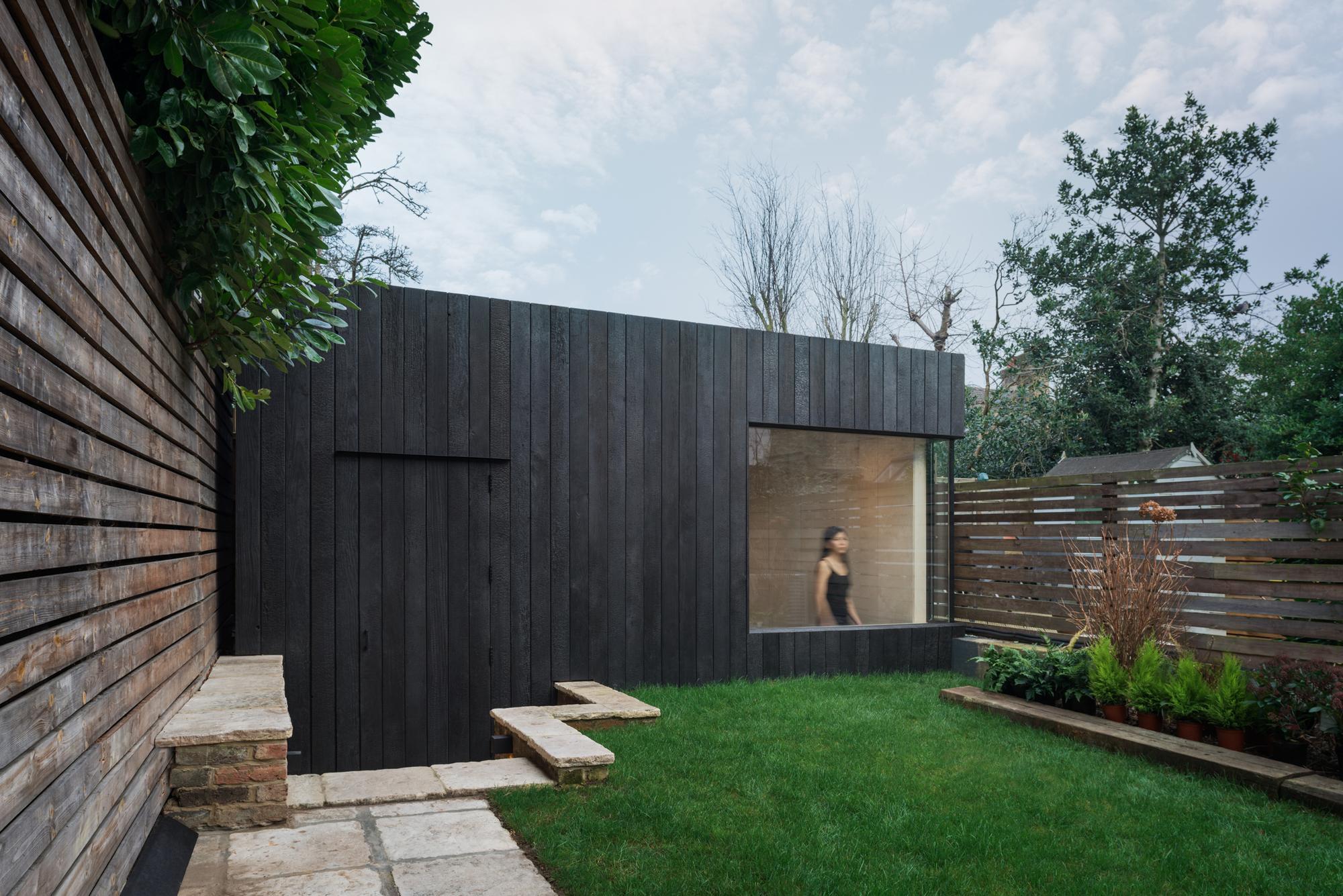 Garden Studio Gym In North London Eastwest Architecture