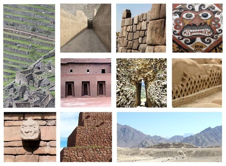 10 sitios arqueológicos que todo arquitecto debería visitar en el Perú, vía D