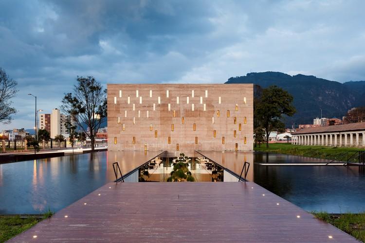 Centro de Memoria, Paz y Reconciliación / Juan Pablo Ortiz Arquitectos. Image © Rodrigo Dávila