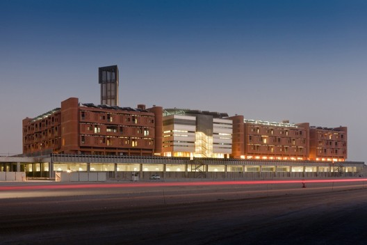 Masdar Institure. Image Courtesy of Foster + Partners