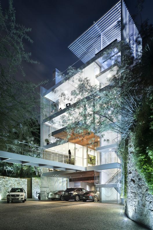 Vertical House / Miró Rivera Architects, © Paul Finkel