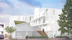 Projeto de LOHA reduz o déficit de habitações sociais em Los Angeles