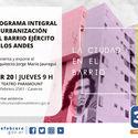 Lanzamiento del Programa Integral de Urbanización del Barrio Ejercito de los Andes, Argentina Municipalidad de Tres de Febrero