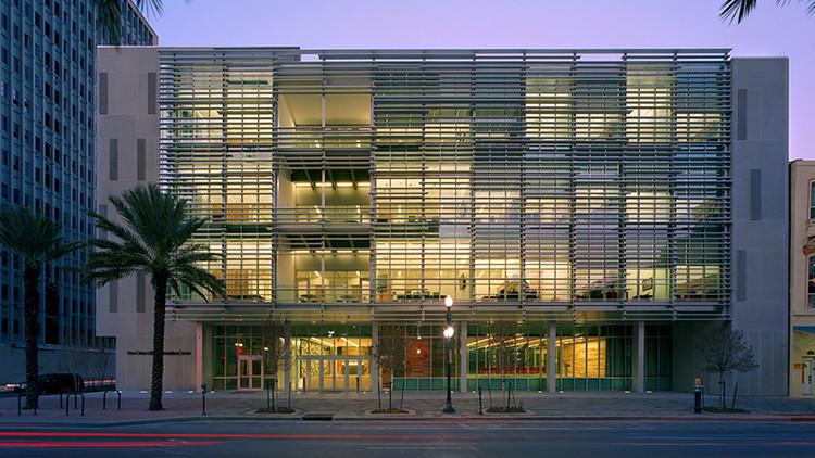 New Orleans Bioinnovation Center, New Orleans, Louisiana. Image © Tim Hursley / EDR
