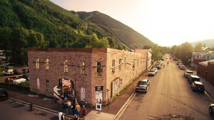 NADAAA, Gluckman-Tang, LTL Selected as Finalists in Competition for Telluride Arts Center in Colorado, via Telluride Arts