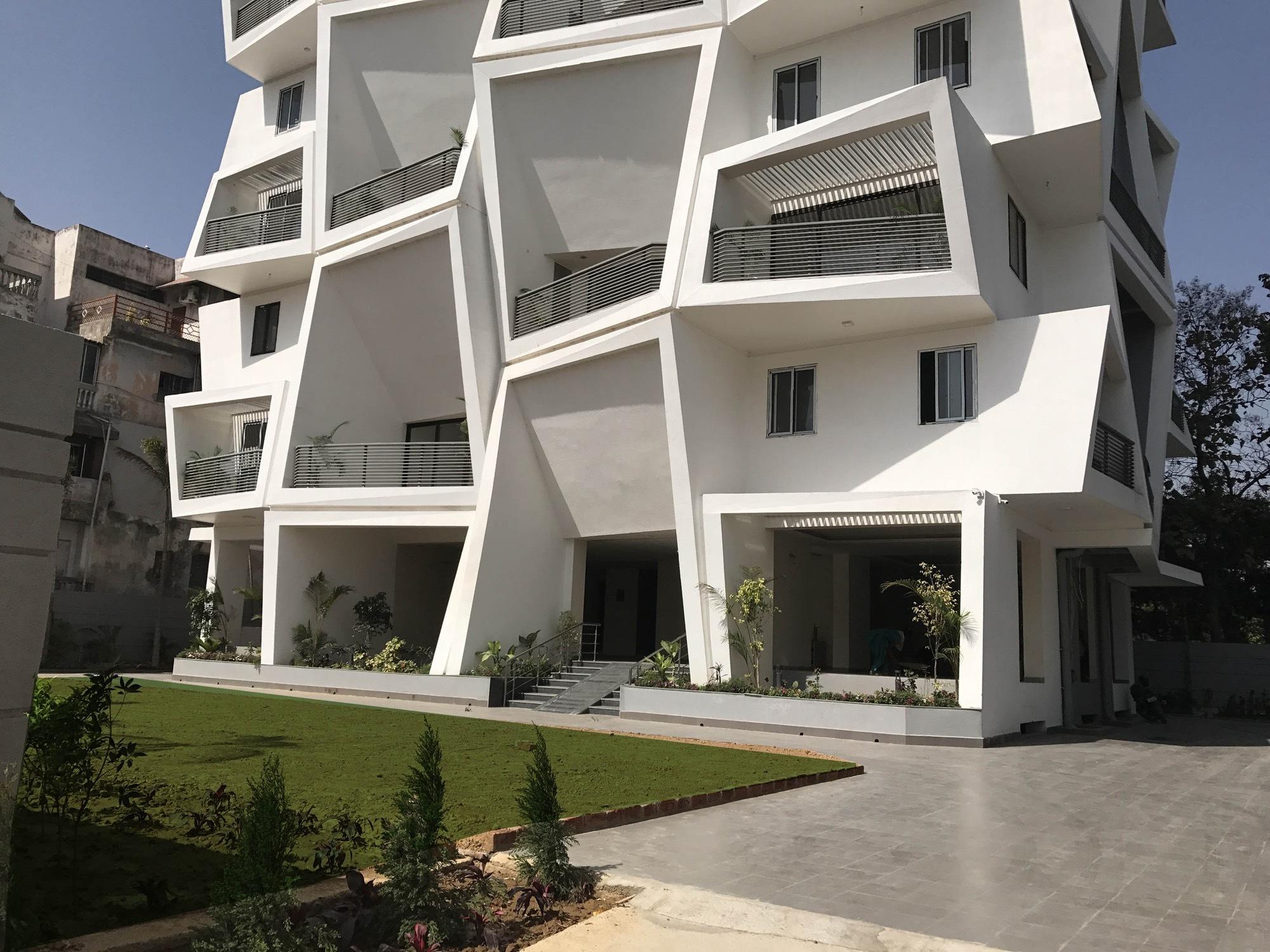 Gallery Of Ishatvam 9 Sanjay Puri Architects 2