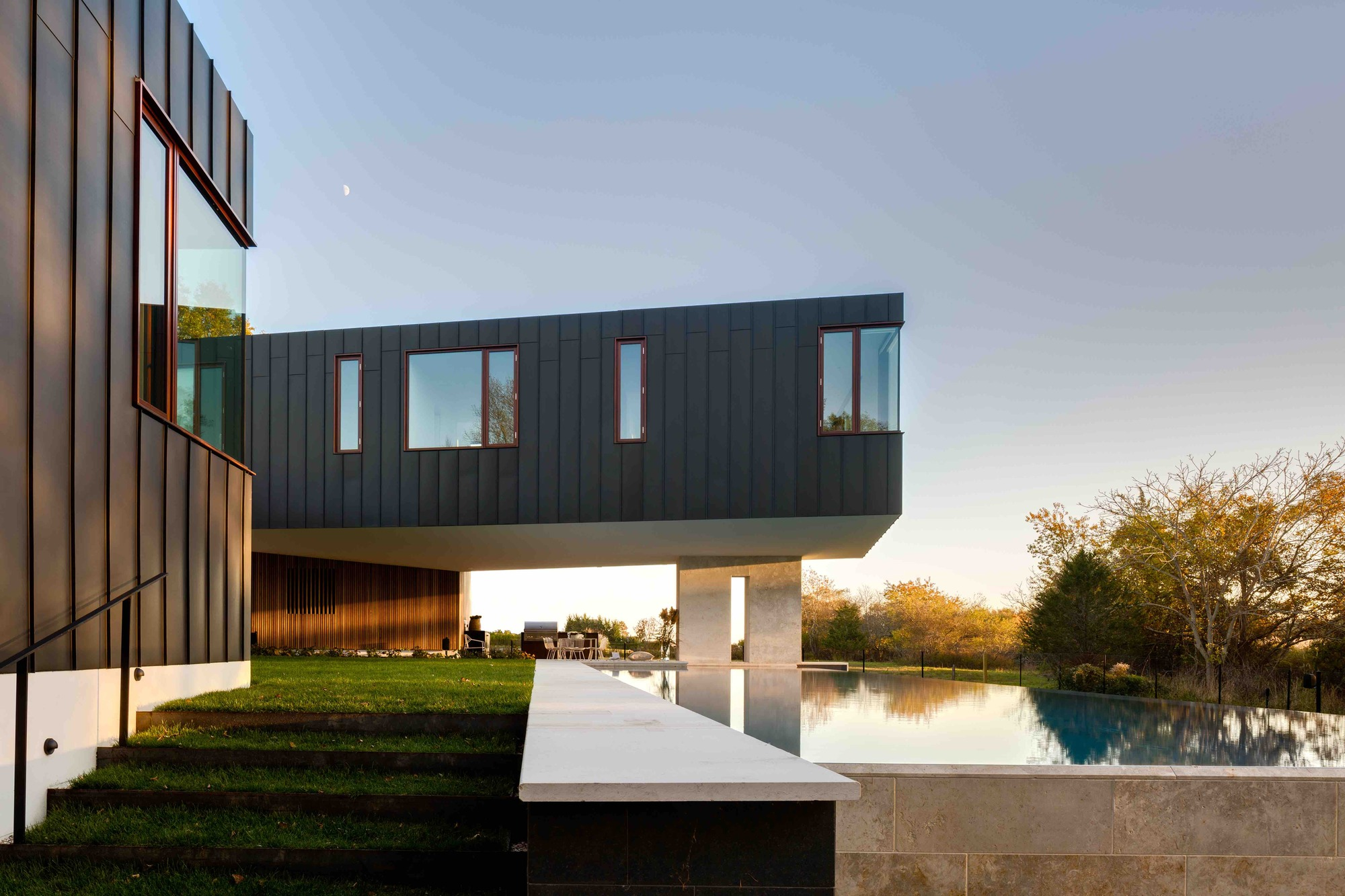 Watermill House Office Of Architecture Archdaily