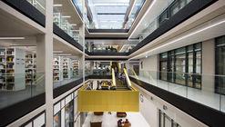Biblioteca de la Universidad de Birmingham / Associated Architects