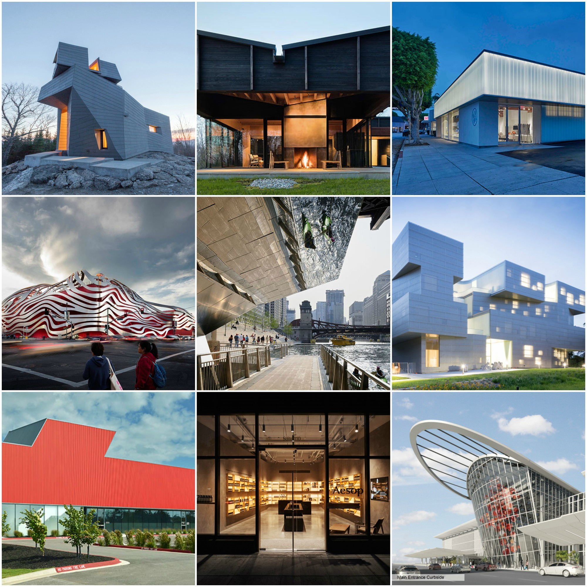 2017 american architecture award winners announced archdaily for Award winning architects