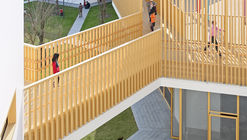 Escuela infantil en China / Scenic Architecture Office