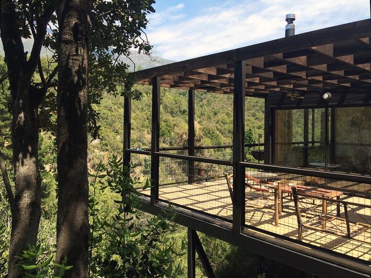 La Pajarera Lodge Shangri-La  / SAA  arquitectura + territorio, © Sergio Araneda